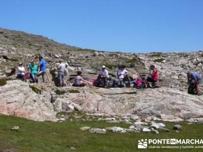 Ruta senderismo Peñalara - Parque Natural de Peñalara - Laguna Claveles; senderismo a medida